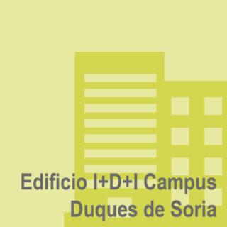 Edificio I+D+I Campus Duques de Soria