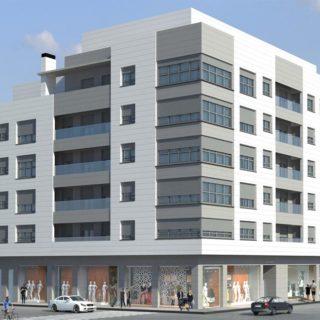 Edificio residencial Bebricio 46