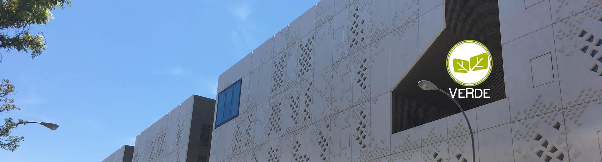 Nuevo edificio certificado VERDE: Ciudad de la Justicia de Córdoba