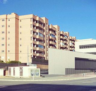 Centro sanitario-asistencial La Cala