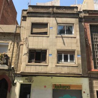 Edificio de viviendas Rosalia de Castro