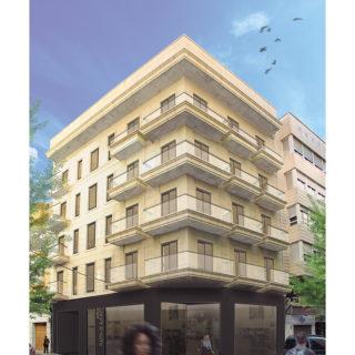 """Edificio """"Puerta de Alicante"""""""