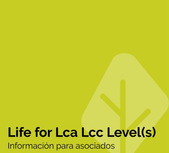 Enlace a información para asociados sobre Life for Lca Lcc Level(s)