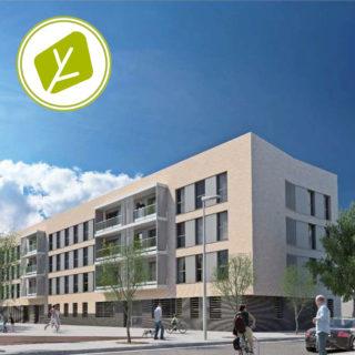 Edificio de viviendas, aparcamientos y trasteros
