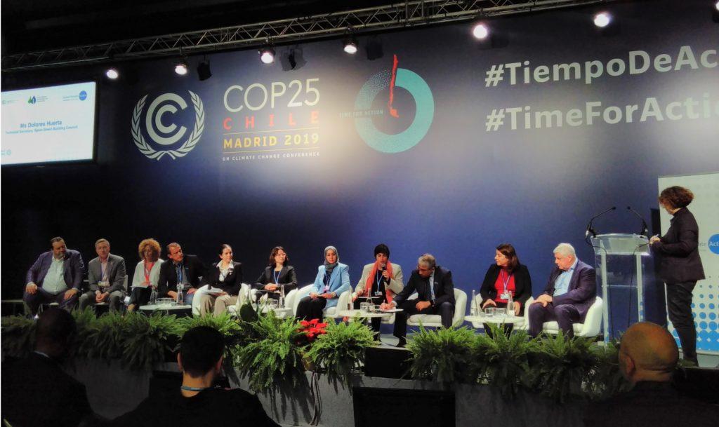 Dolores Huerta en la COP25