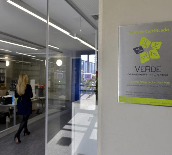 Centre de Neteja Joan Miró