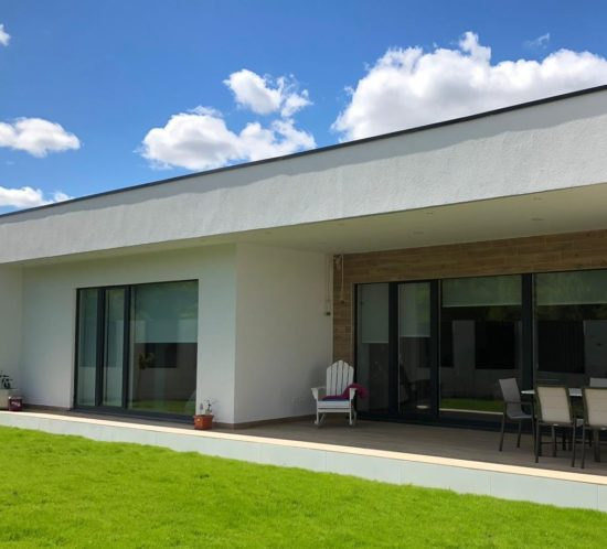 Vivienda Passivhaus en Valladolid