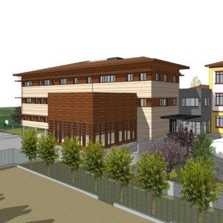 Ampliación del instituto de Educación Secundaria Rey Pelayo