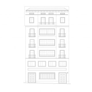 Reforma interior edificio de 20 viviendas