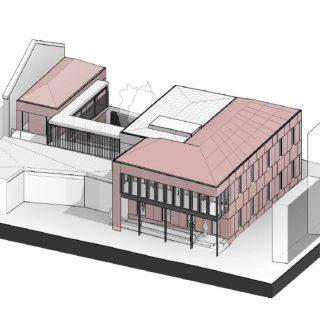 Centro de Salud en Bouzas Vigo