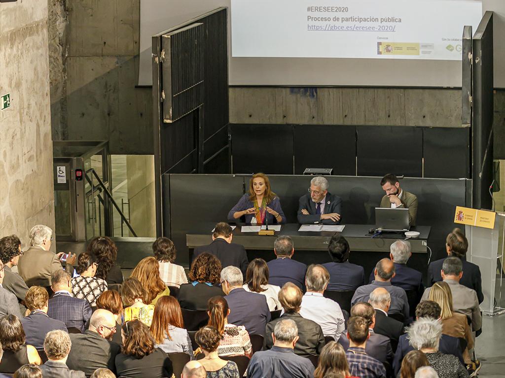 Jornada inaugural del proceso de participación para la actualización de la ERESEE