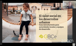 El valor social en los desarrollos urbanos