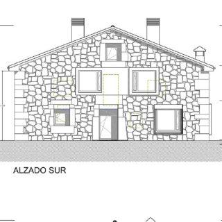 Reforma sostenible de una casa antigua en Cantabria