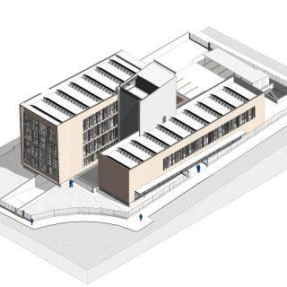 Comisaría provincial de la Policía Nacional en Soria