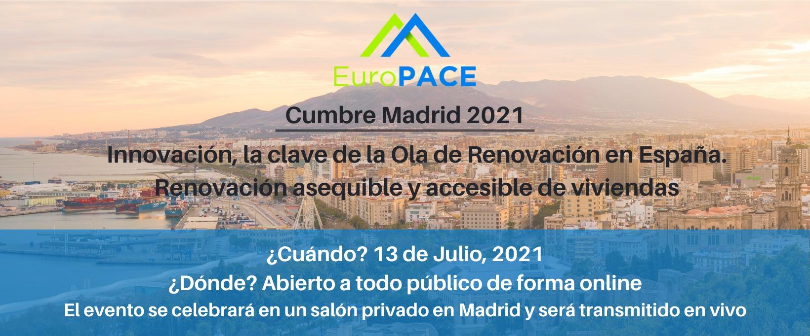 Cumbre Madrid 2021