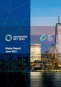 Advanzing Net Zero - Status Report June 2021