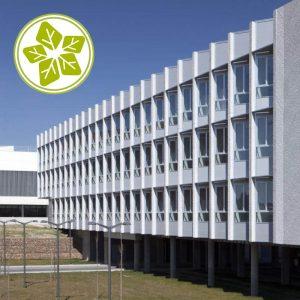 Edificio LUCIA, Valladolid, certificado con la primera versión de VERDE Residencial y Oficinas.