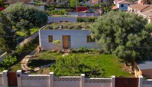 Vivienda bioclimática en Mallorca, certificada con VERDE Omega Residencial.