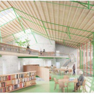Nueva Biblioteca en Arenys de Mar